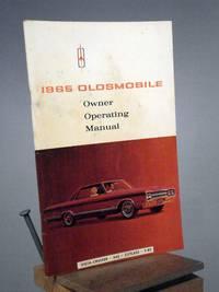 1965 Oldsmobile Owner Operating Manual