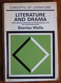 Literature and Drama: With Special Reference to Shakespeare and His  Contemporaries
