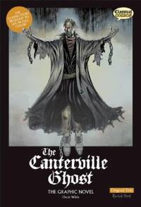 image of The Canterville Ghost The Graphic Novel: Original Text (Classical Comics: Original Text)