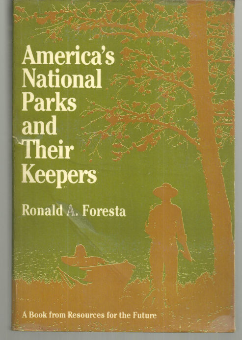 Image for AMERICA'S NATIONAL PARKS AND THEIR KEEPERS