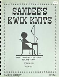 image of Sandee's Kwik Knits. Book 6.