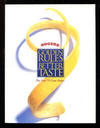 image of Rogers Golden Rules for Better Taste
