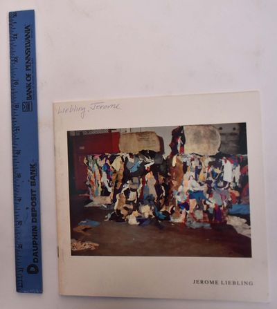Washington, DC: Corcoran Gallery of Art, 1981. Paperback. VG. White and color-illustrated stapled wr...