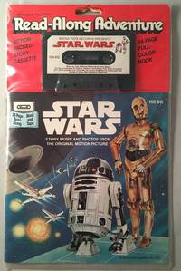 Star Wars Read-Along Adventure (24 Page Book and Tape SEALED in original wrap)