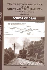 Track Layout Diagrams of the Great Western Railway and B.R. (W.R.) Section 37 - Forest of Dean.