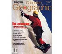 Canadian Geographic, Nov / Dec 1993 Vol. 113, No. 6