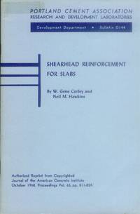 image of Shearhead Reinforcement for Slabs