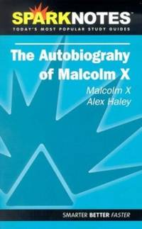 Spark Notes: Autobiography Malcolm X (Sparknotes) (Sparknotes Literature Guides)