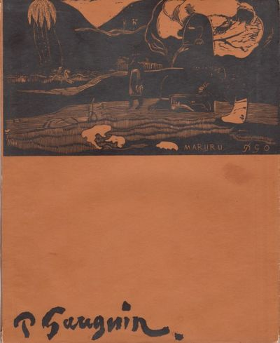 San Francisco: San Francisco Museum of Art, 1936. First Edition. Soft cover. Good. Illustrated brown...