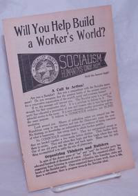 image of Will you help build a worker's world