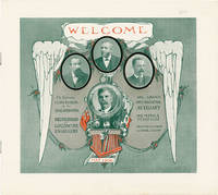 Welcome - 7th Biennial Convention of the Grand International Brotherhood of Locomotive Engineers and Grand International Auxiliary, Memphis Tennessee, May 1906