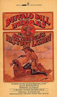 image of Buffalo Bill And The Indians Or Sitting Bull's History Lesson