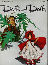 Dolls And Dolls, Star Book No. 84 - Used Books