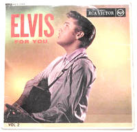 image of Elvis For You EP 1964