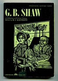 image of G. B. Shaw: A Collection of Critical Essays
