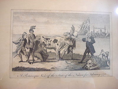London: Westminster Magazine. Very good. Image Dimensions 10.1 x 17.3 cm. This engraving originally ...