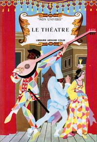 Le Théâtre. Texte de Gallus, dessins de Bernard Kagane.