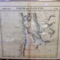 image of Atlas Universel De Geographie, Physique, Politique Et Mineralogique North  America - Map of Western and Southern Oregon Territory (Partie Des Etats  Unis)