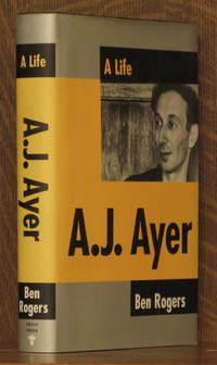 A. J. AYER, A LIFE