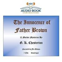 image of The Innocence of Father Brown (Classic Books on CD Collection) [UNABRIDGED]
