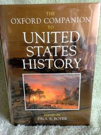 image of The Oxford Companion to United States History