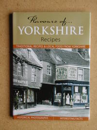image of Flavours of Yorkshire Recipes.