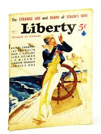 Liberty Magazine, September (Sept.) 9, 1933, Vol. 10, No. 36: The Strange Life and Death of Stalin's Wife