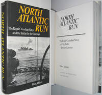 image of North Atlantic Run : The Royal Canadian Navy and the Battle for the Convoys