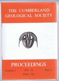 The Cumberland Geological Society: Proceedings 1971-72. Volume 3 Part 2