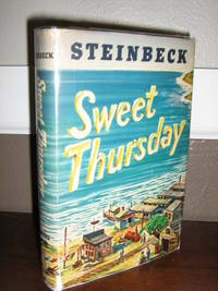 Sweet Thursday by  John Steinbeck - 1st Edition - 1954 - from Brass DolphinBooks and Biblio.com