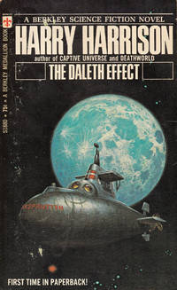The Daleth Effect by Harry Harrison  - Paperback  - First edition thus  - 1970  - from 3 R's Books and Antiques (SKU: R2036)