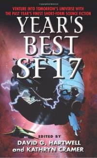 Year's Best SF 17 (Year's Best SF Series) by  Kathryn Cramer  - Paperback  - from World of Books Ltd (SKU: GOR004215322)