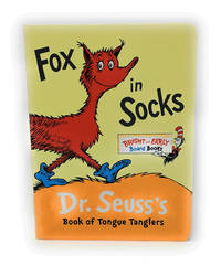 Fox in Socks: Dr. Seuss's Book of Tongue Tanglers (Bright & Early Board Books(TM)) by Seuss, Dr