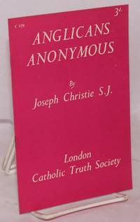 Anglicans Anonymous