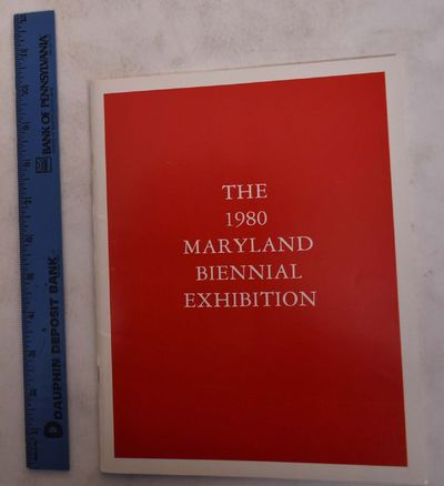 Baltimore: The Baltimore Museum of Art, 1980. Paperback. VG. Red and white stapled wraps with white ...