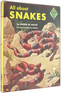 All About Snakes (Allabout Books) by  Bessie M Heckt - Hardcover - Book of the Month Club Edition, 5th Printing - 1956 - from The Bookworm and Biblio.com