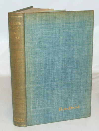 New York: Henry Holt And Company, (1937). Third Edition. First Printing Very good+ in light blue clo...