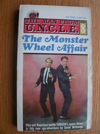 The Man From U.N.C.L.E. # 8: The Monster Wheel Affair # G-613