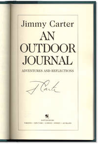image of An Outdoor Journal: Adventures and Reflections.