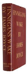 image of Finnegans Wake.