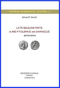 image of LATE SELEUCID MINTS IN AKE-PTOLEMAIS AND DAMASCUS
