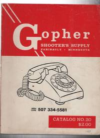 Gopher Shooter's Supply Catalog NO. 20