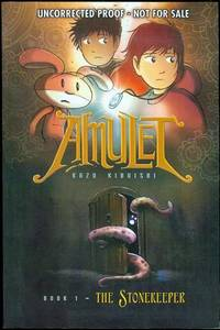 Amulet (The Stonekeeper, Book 1)