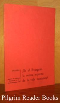 image of Es el Evangelio la norma suprema de la vica monástica? #27, 1973.