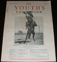 image of 1927 Issue of the Youth's Companion Charles Dunn Bronco Buster Cover