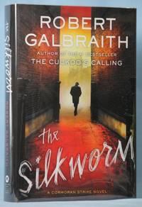image of The Silkworm (A Cormoran Strike Novel)