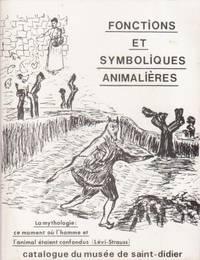 Fonctions et symboliques animalières