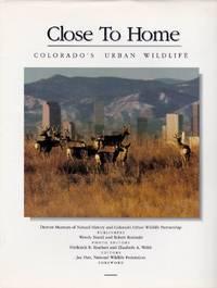 image of Close to Home Colorado's Urban Wildlife