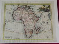 Carta Genererale dell' África.