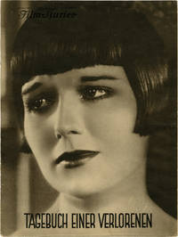 image of Diary of a Lost Girl [Tagebuch Einer Verlorenen] (Original German program for the 1929 film)
